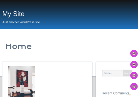 Connect social networks with Float Any