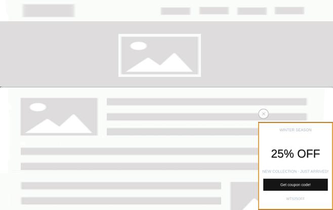 FloatAny - using scenario: coupon code small box
