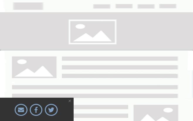 FloatAny - using scenario: social follow dark design